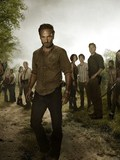 C. Walking Dead Cast (Season 1-3)