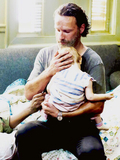 2.2. Judith and Rick Grimes