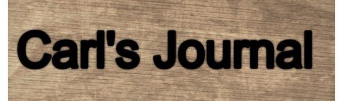 Carl's Journal