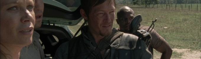 Dixon's little girl
